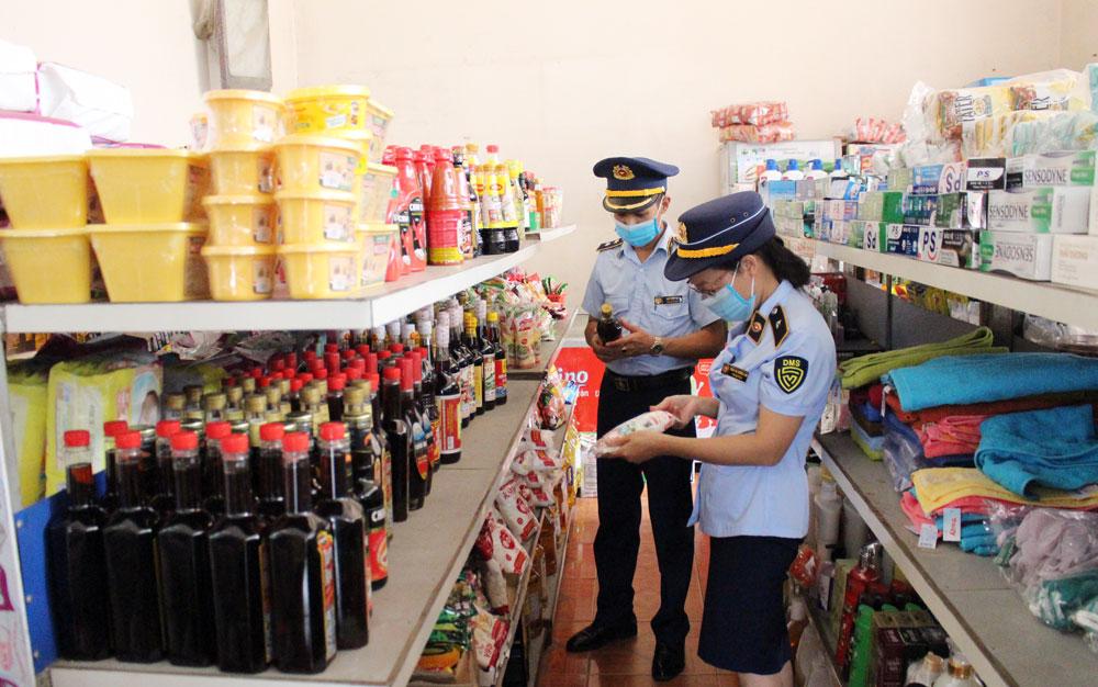Thái Nguyên: Tăng cường công tác kiểm tra, kiểm soát thị trường trong dịp Tết Trung thu năm 2021